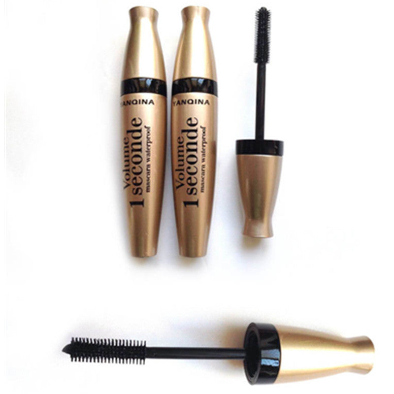 Liquid Black Mascara Volume - Ashlays - 2