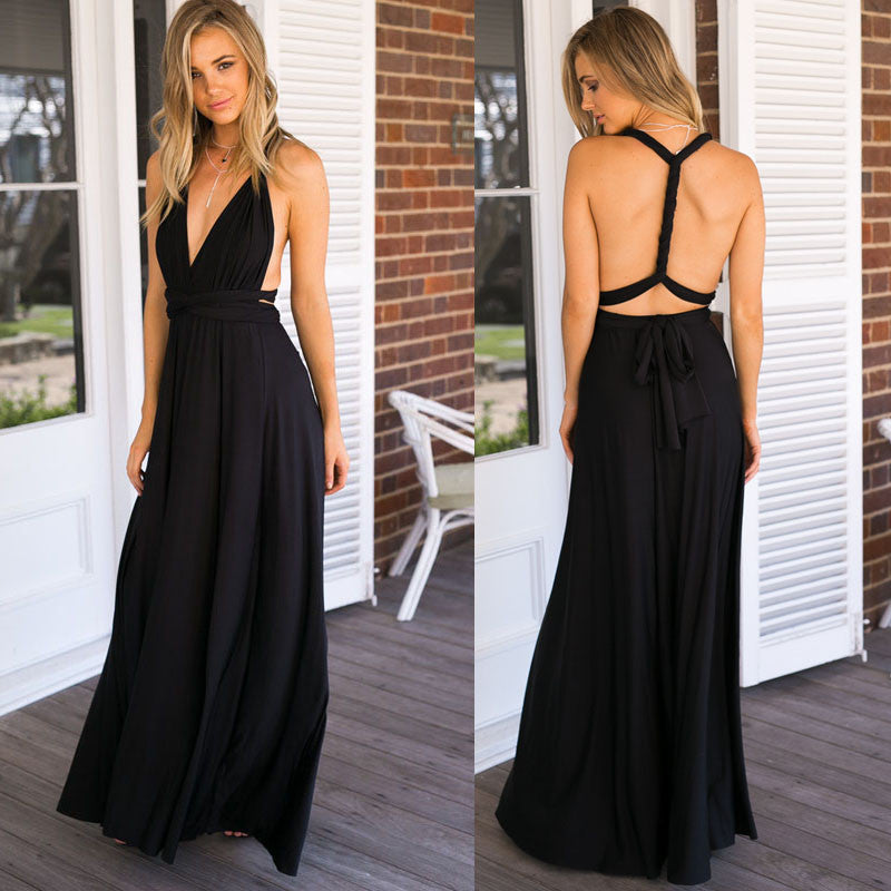 Woman Long Dress - Ashlays - 2