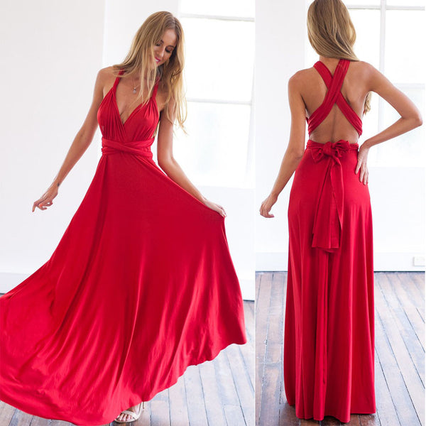 Woman Long Dress - Ashlays - 4