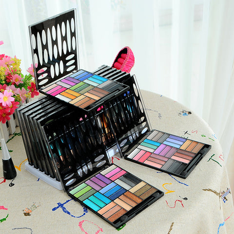 27 Colors Palette Makeup - Ashlays - 1