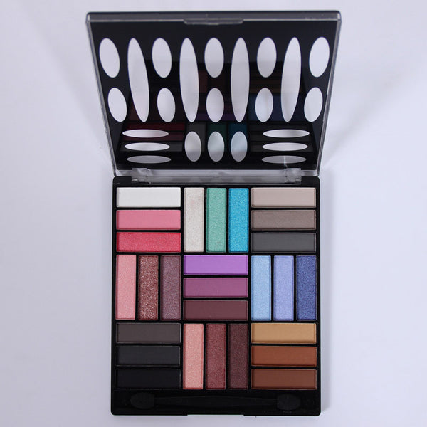 27 Colors Palette Makeup - Ashlays - 4