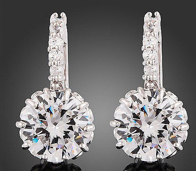 Swarovski Crystal Earrings - Ashlays