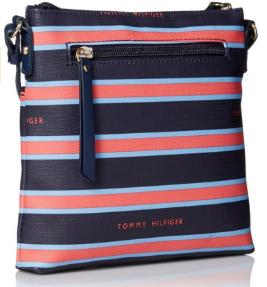 Tommy Hilfiger Stripe Cross Body Handbag - Ashlays - 2