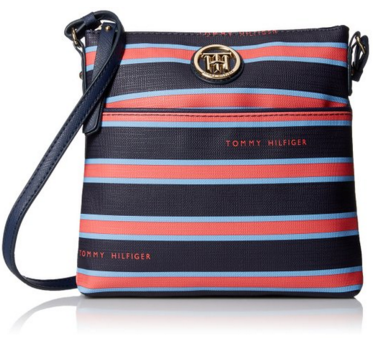 Tommy Hilfiger Stripe Cross Body Handbag - Ashlays - 1