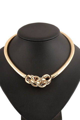 Twisted Necklace For Women - Ashlays - 1