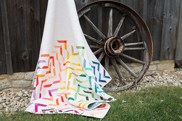 Big Top Quilt Pattern - Printed & Shipped
