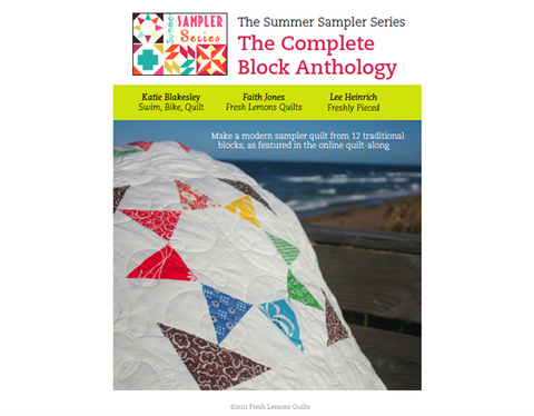 Summer Sampler Series Anthology - PDF (2011 version)