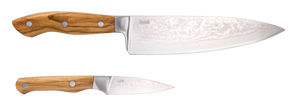 Bulat 2 Knife Set (Chef & Paring)