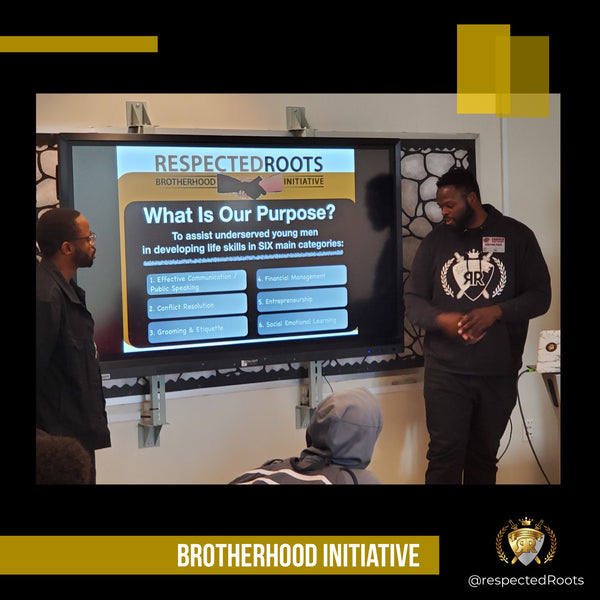 The Brotherhood Initiative Goes Virtual