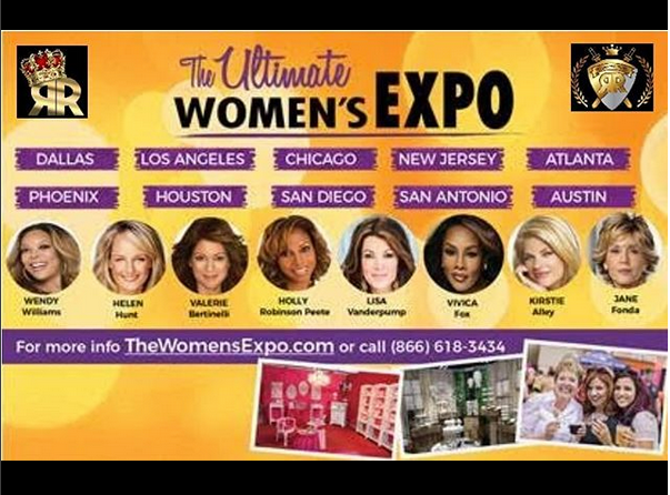 Ultimate Women's Expo - Houston, TX
