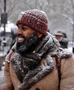 How Do You Maintain a Healthy Beard During the Fall and Winter?