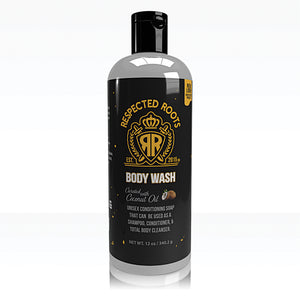 Respected Roots Body Wash (12 oz.)