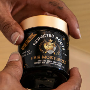 Respected Roots Hair Moisturizer (4oz)