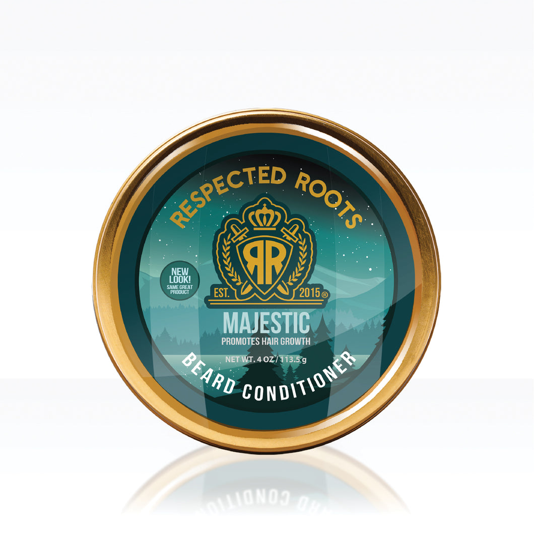 Respected Roots Beard Conditioner - Majestic Scented (4 oz.)