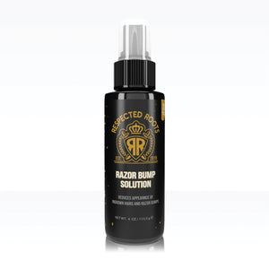 Respected Roots Razor Bump Solution