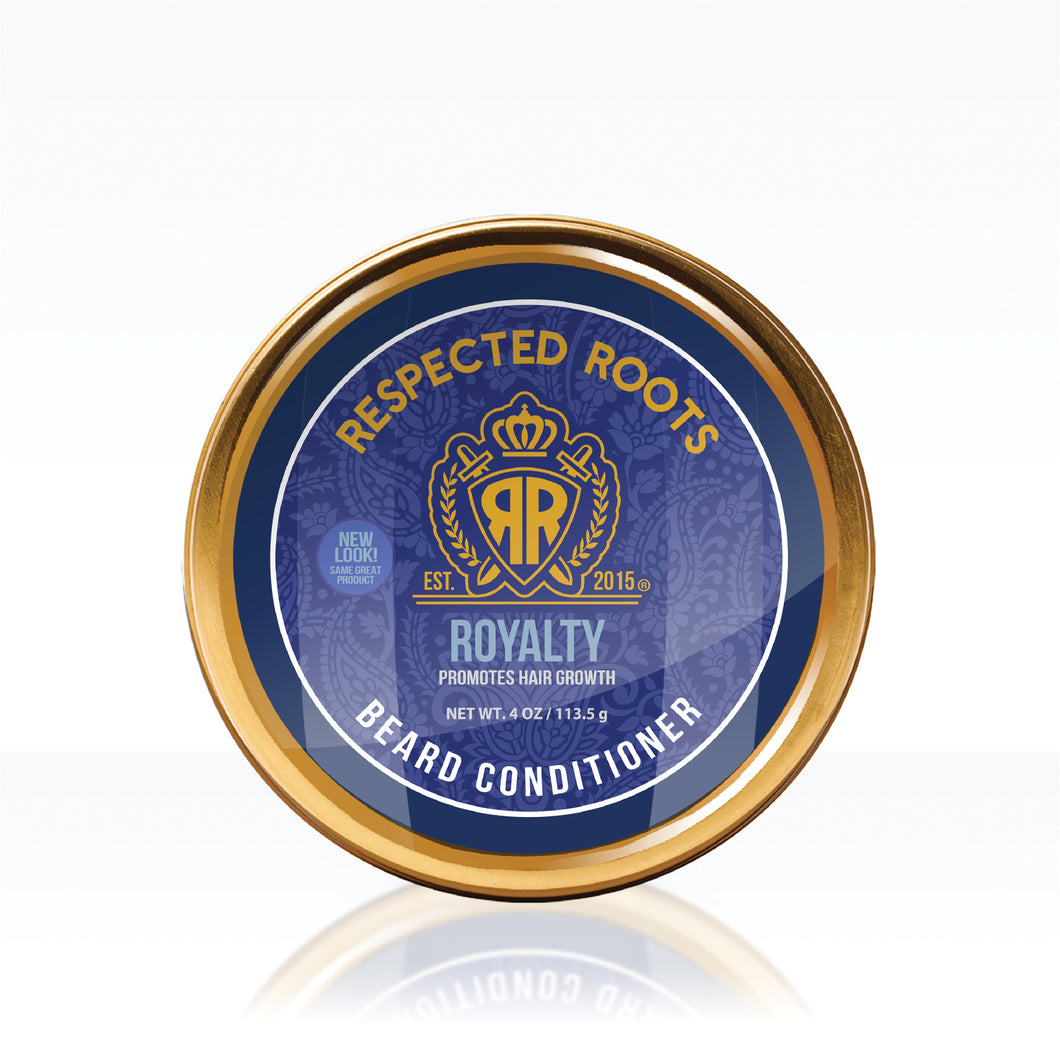 Respected Roots Beard Conditioner - Royalty Scent (4 oz.)