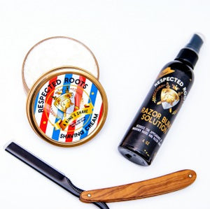 Respected Roots Shaving Kit