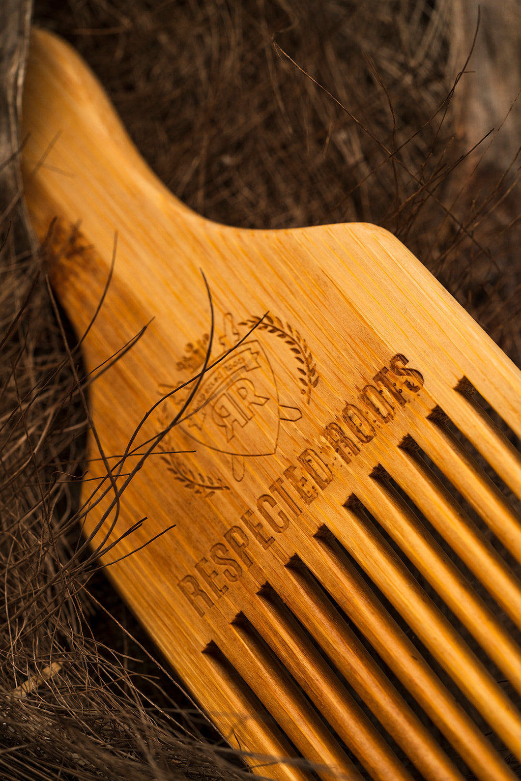 Respected Roots Wooden Pick