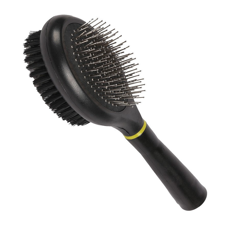 Groom Combi Dog Brush - Good for Tangles & Matted Hair - Fernie's Choice