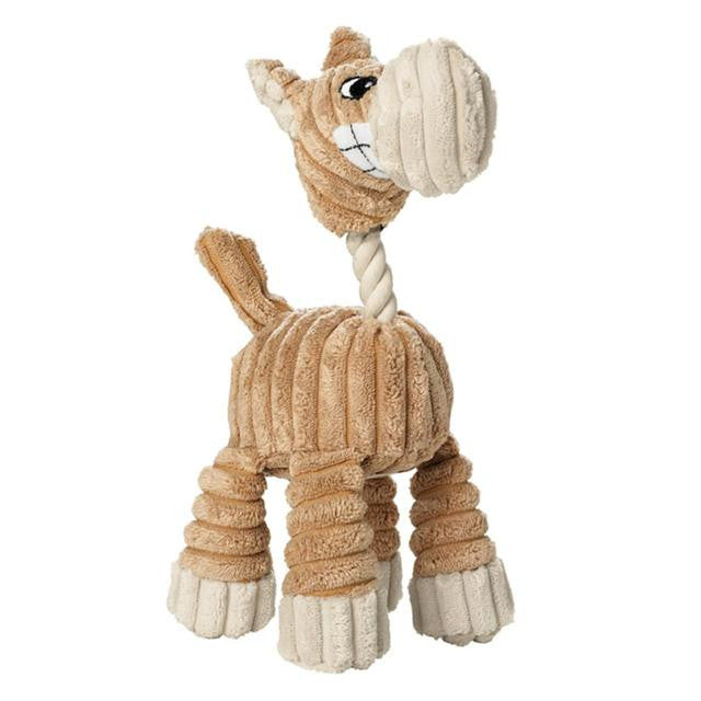 Hunter Dog Toy Huggly Zoo Giraffe - Cute Puppy Toy from Fernie's Choice
