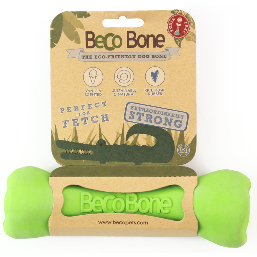 Beco Rubber Hollow Bone - Fernie's Choice Classic Country Wear for Dogs