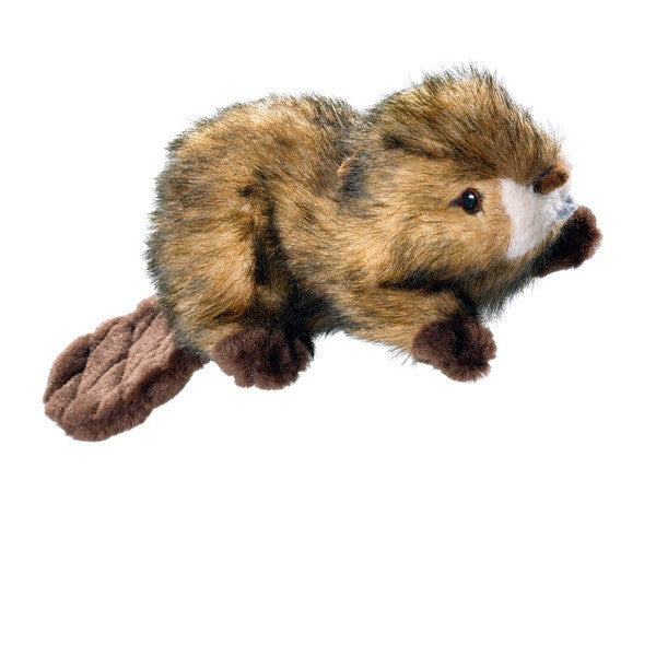 Hunter Wildlife Squeaky Beaver Toy - Fernie's Choice Classic Country Wear for Dogs