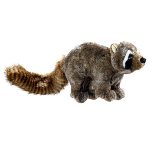 Hunter Wildlife Squeaky Raccoon - Fernie's Choice Classic Country Wear for Dogs