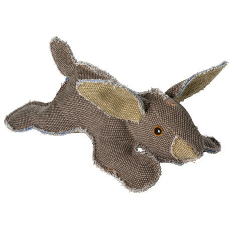 Dog toy Canvas Wild Rabbit - Fernie's Choice Classic Country Wear for Dogs