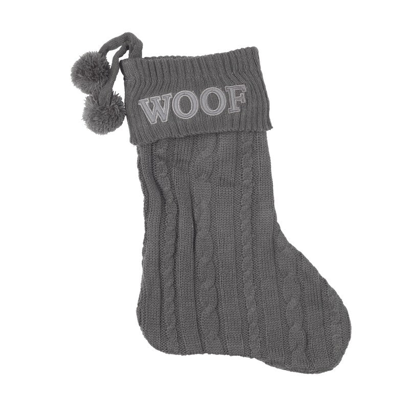 Winter Woodland Woof Christmas Stocking - Fernie's Choice Classic Country Wear for Dogs