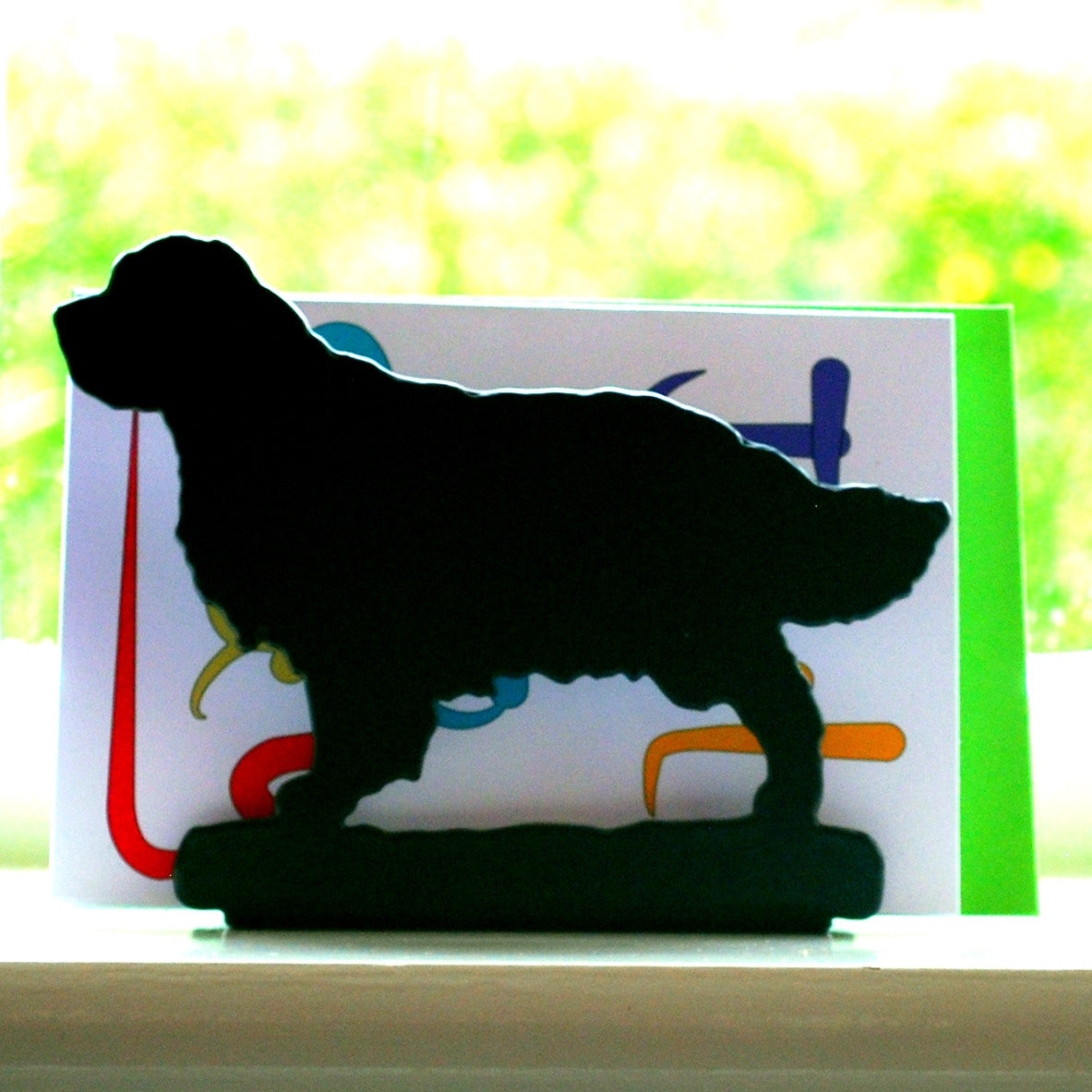 Letter Rack - Clumber - Fernie's Choice Classic Country Wear for Dogs