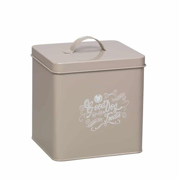 Good Dog Treat Storage - Cream - Fernie's Choice Classic Country Wear for Dogs