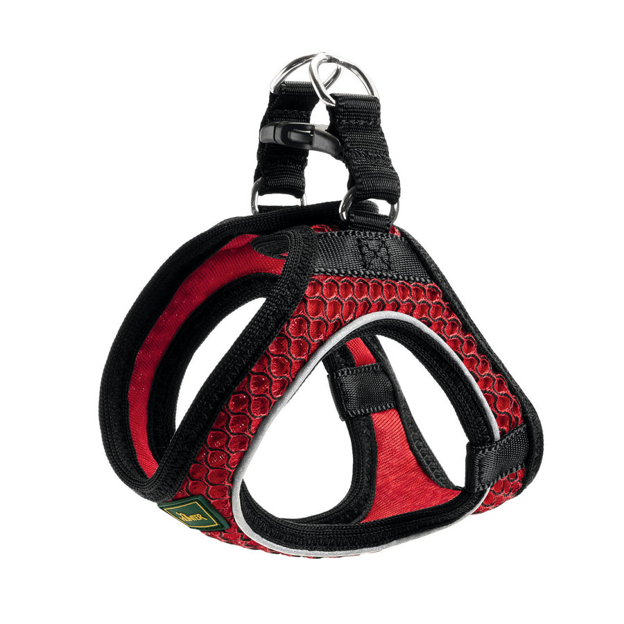 Hunter Dog Harness Hilo Comfort - Red - Fernie's Choice Classic Country Wear for Dogs