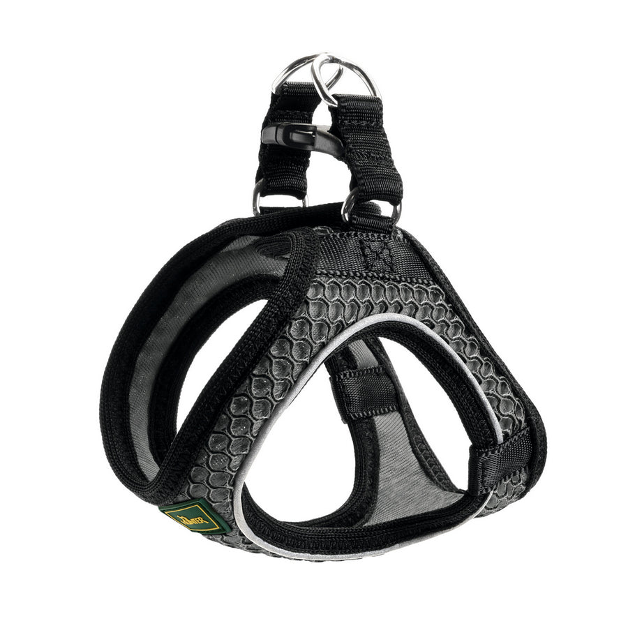 Hunter Dog Harness Hilo Comfort - Grey - Fernie's Choice Classic Country Wear for Dogs