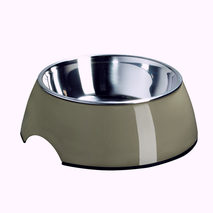 Hunter Melamine Sand Dog Bowl - Variety of Colours & Sizes -350ml & 700ml from Fernie's Choice