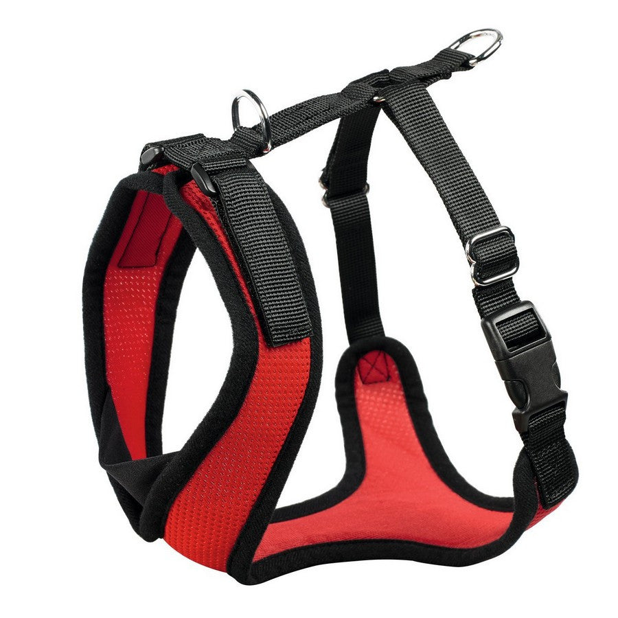 Hunter Vario Rapid Light Flex Red Dog Harness - Fernie's Choice Classic Country Wear for Dogs
