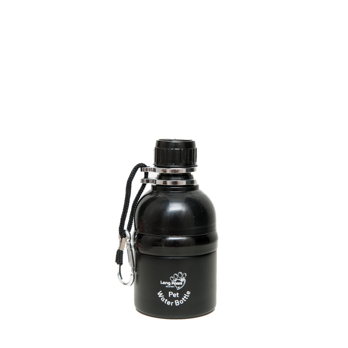 Pet Water Bottle - Black. - Fernie's Choice Classic Country Wear for Dogs