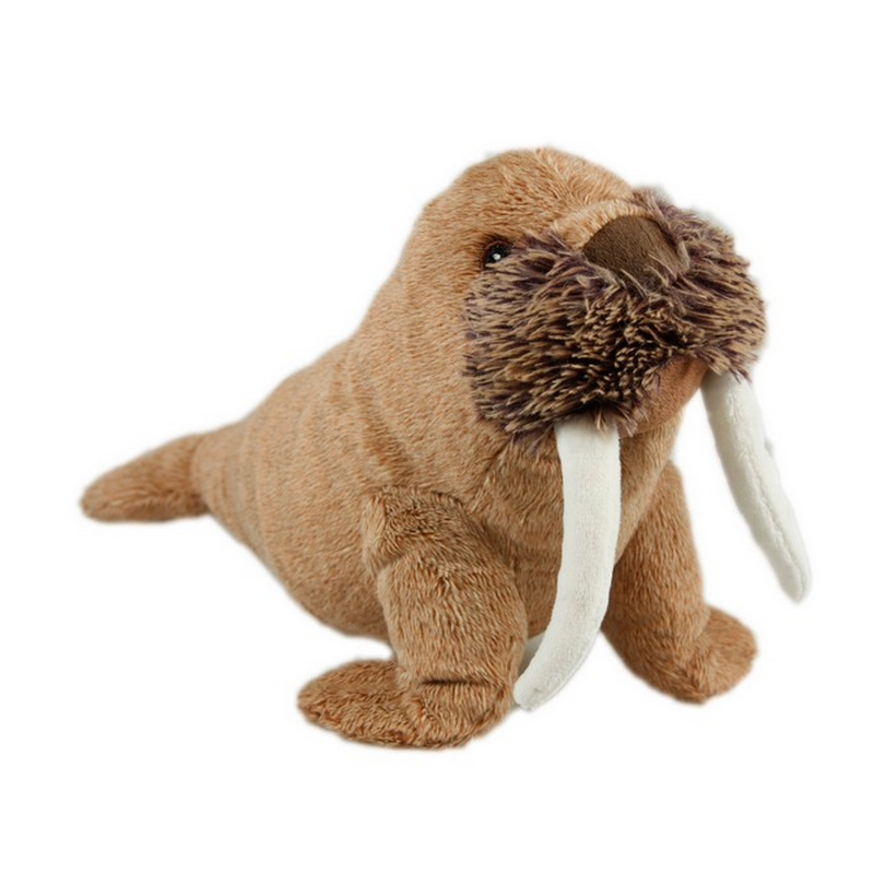 Winston Walrus Plush Dog Toy - Fernie's Choice Classic Country Wear for Dogs