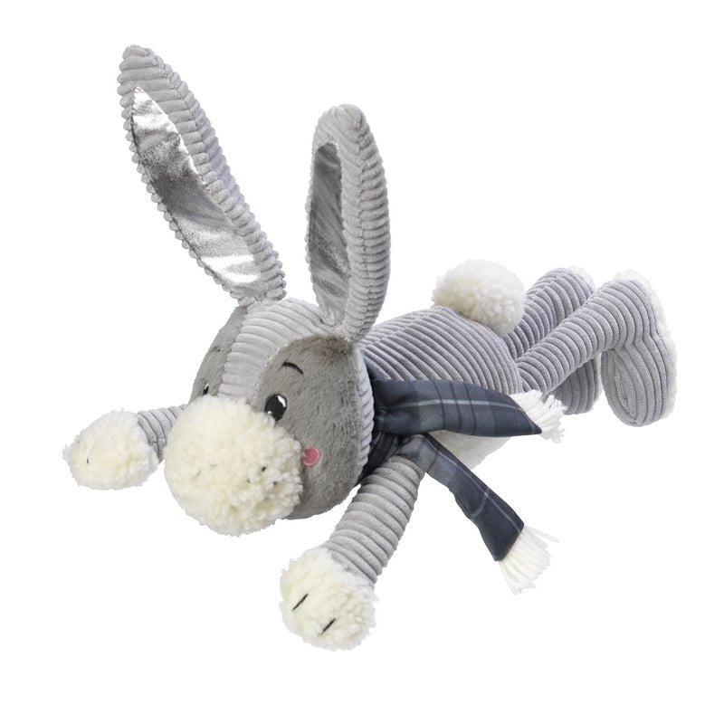 Winter Woodland Hare Dog Toy - Fernie's Choice Classic Country Wear for Dogs