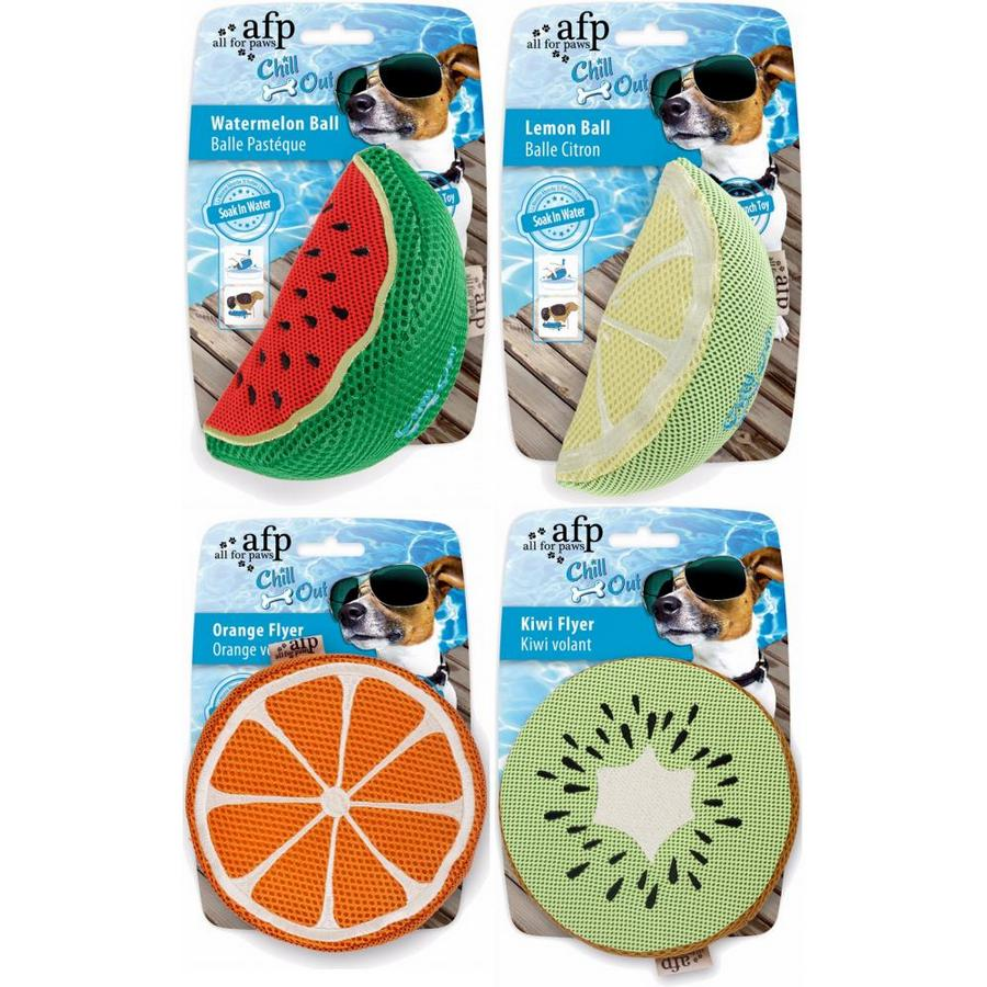 All For Paws Chill Out Dog Toys for Hot Days - Fernie's Choice Classic Country Wear for Dogs