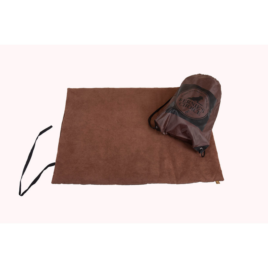 Waterproof Dog Travel Blanket in a Bag - Fernie's Choice Classic Country Wear for Dogs