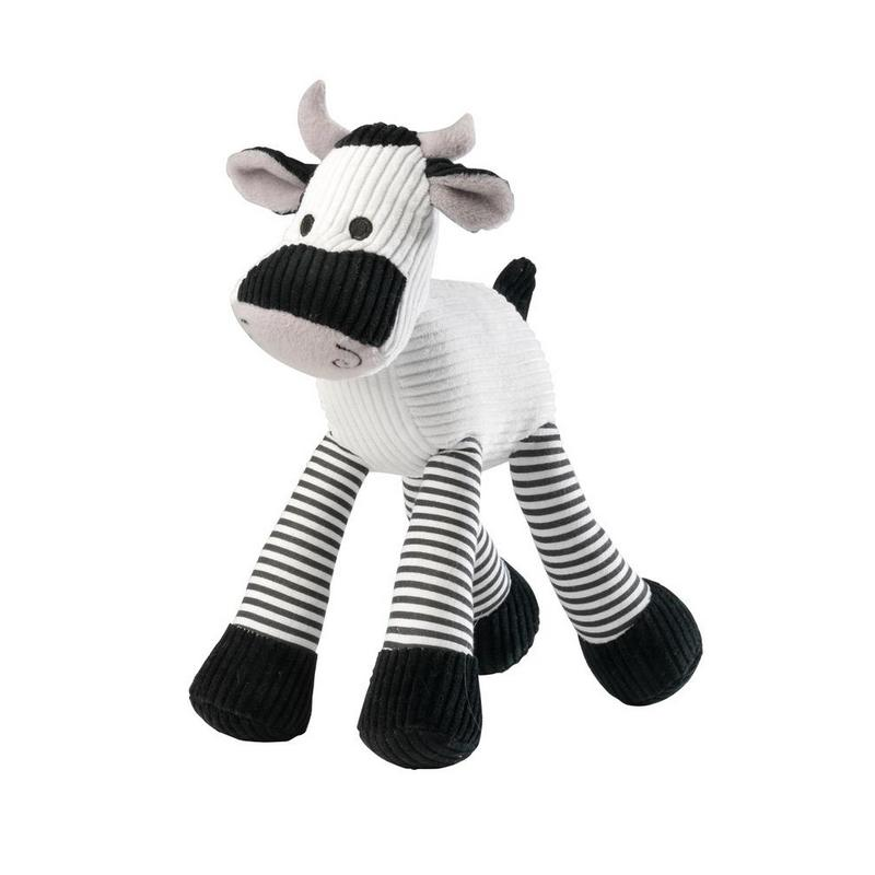 Cow Squeaker Dog Toy - Fernie's Choice Classic Country Wear for Dogs