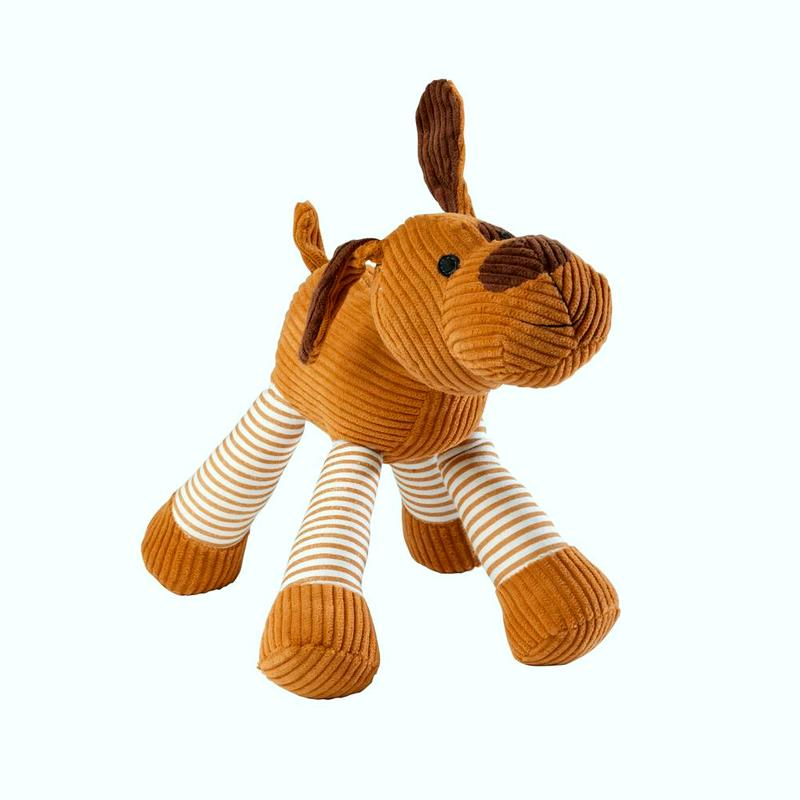 Dog Squeaker Dog Toy - Fernie's Choice Classic Country Wear for Dogs