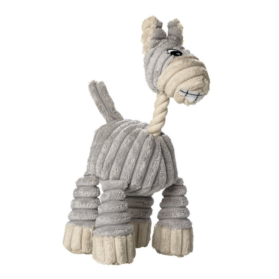 Hunter Dog Toy Huggly Zoo Donkey - Great for Small Dogs - Fernie's Choice