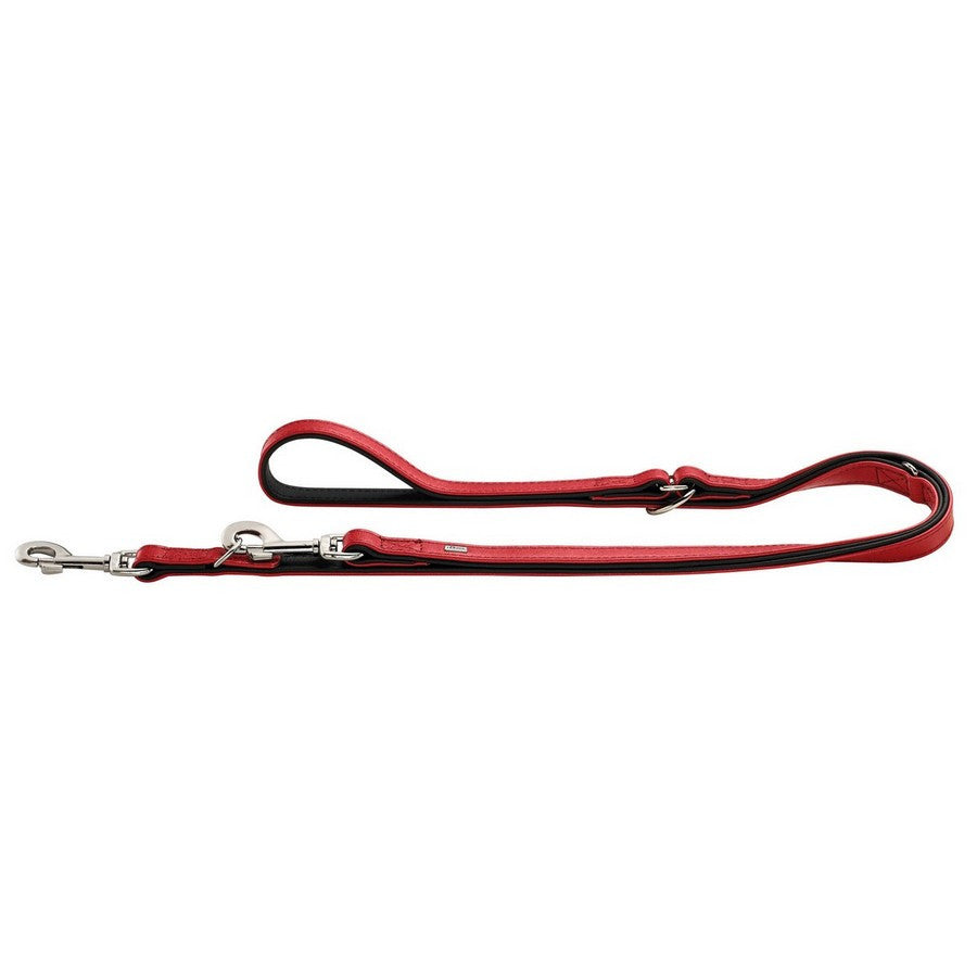 Hunter Linum Leather Training Lead - Fernie's Choice Classic Country Wear for Dogs