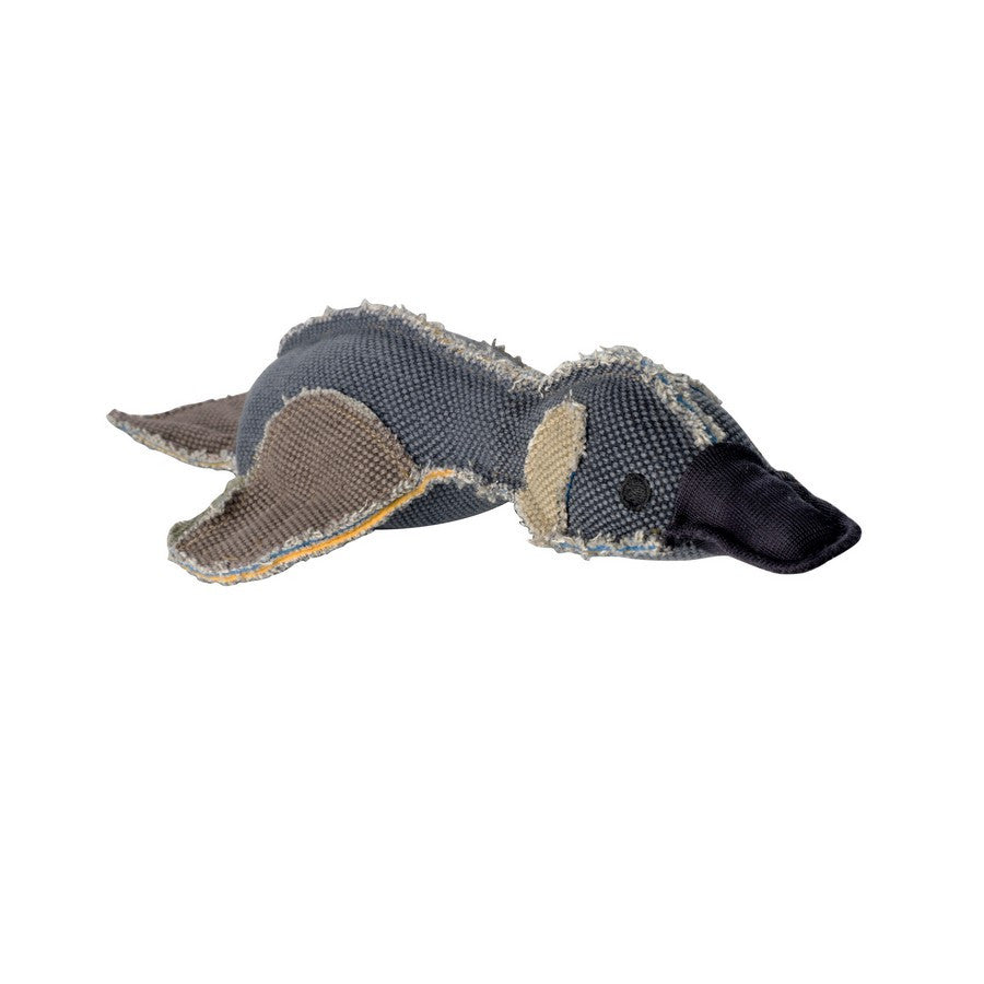 Hunter Dog Toy Canvas Goose - Fernie's Choice Classic Country Wear for Dogs