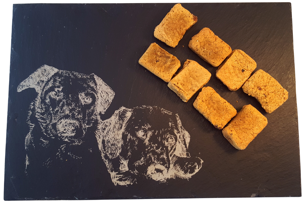 Alfie & Molly's Scrummy Liver Mini Cakes 150g - Fernie's Choice Classic Country Wear for Dogs