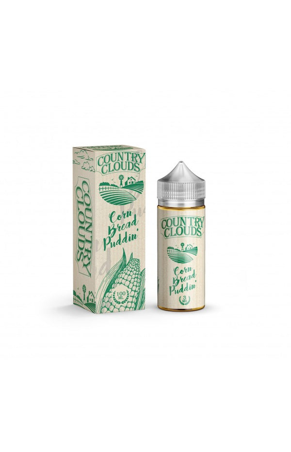 Corn Bread Puddin' 100 ML by Country Clouds