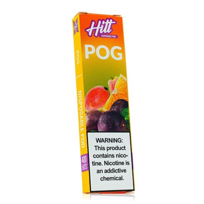 HITT GO Disposable Pod System