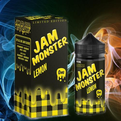 Lemon 100ml by Jam Monster