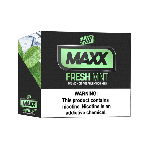HITT MAXX Disposable Pod System